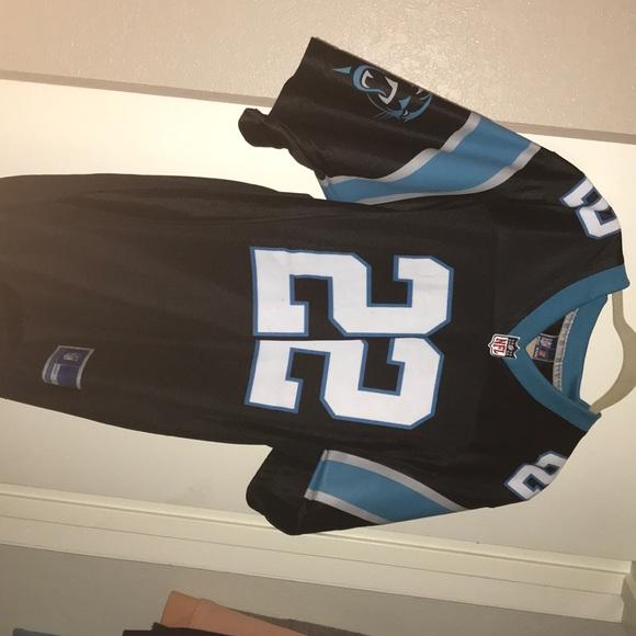big sale 41aa9 96840 Christian McCaffrey Carolina Panthers Jersey